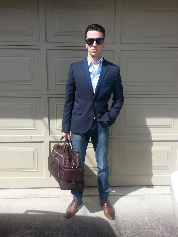 Casual Suit. No Tie. Jet Setter. - Kate & Kouture